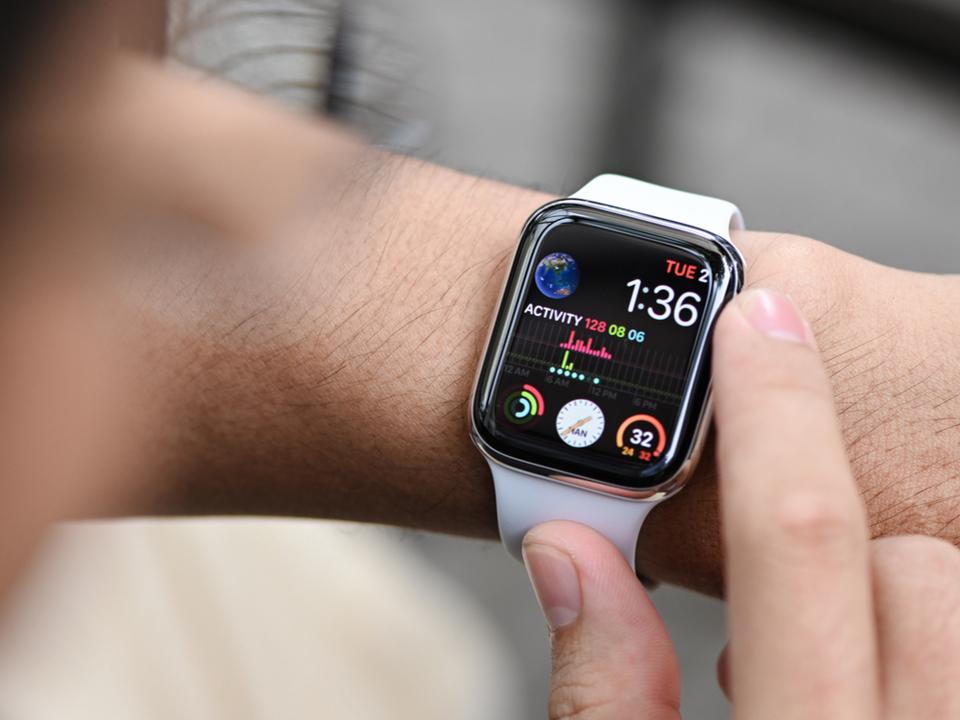 Apple Watchの睡眠追跡機能、やっぱりくるかもね