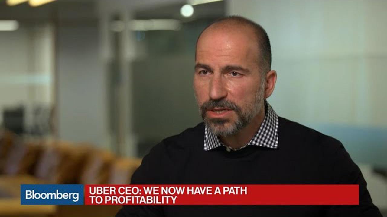 10年後に振り返りたいインタビュー:Uber CEO「間違いなく黒字化できる!」