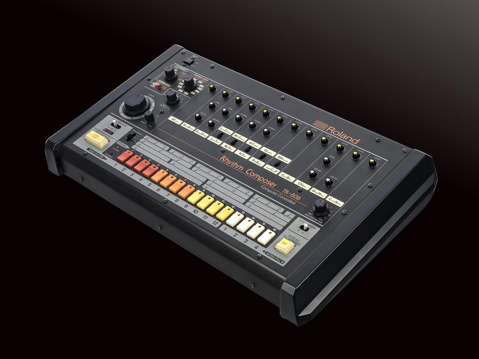 Rolandのドラムマシン「TR-808」が未来技術遺産に登録。電子楽器の登録は史上初