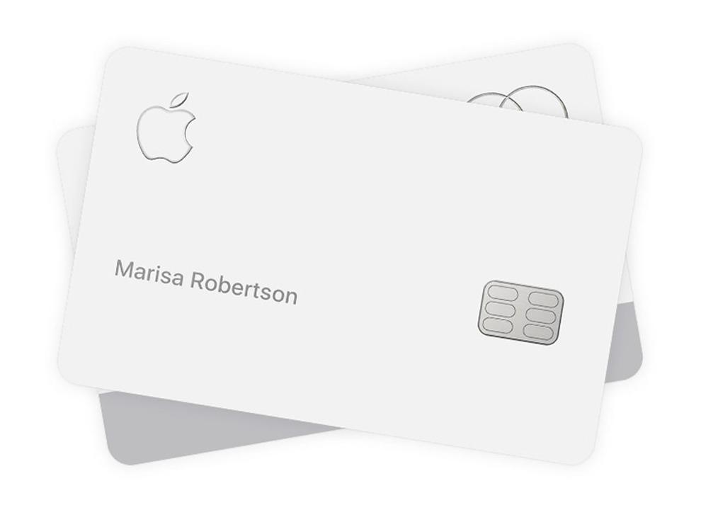 Apple Card、どうもチタン100%じゃないみたい