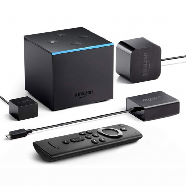 うちのテレビがスマートテレビに進化する!? Fire TVの最上位モデル「Fire TV Cube」予約開始