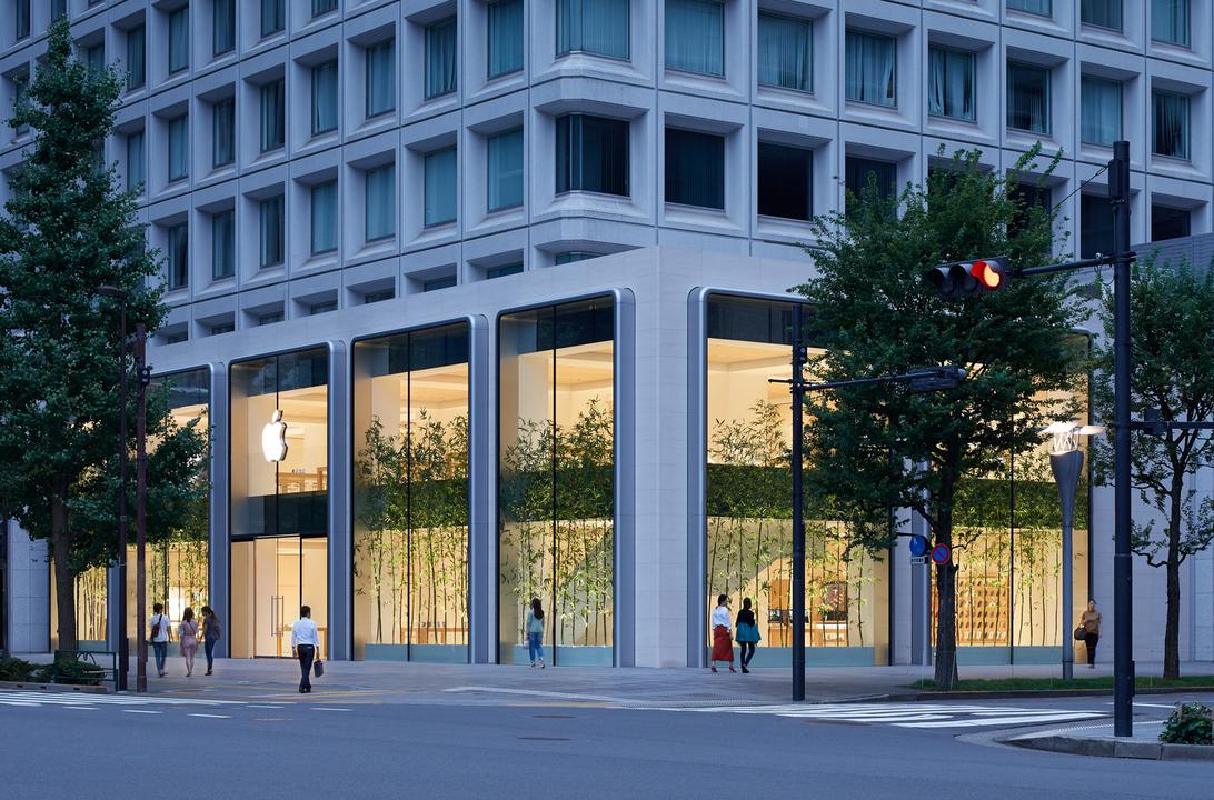 Apple福岡、Apple表参道のリニューアルオープンは「今月後半」