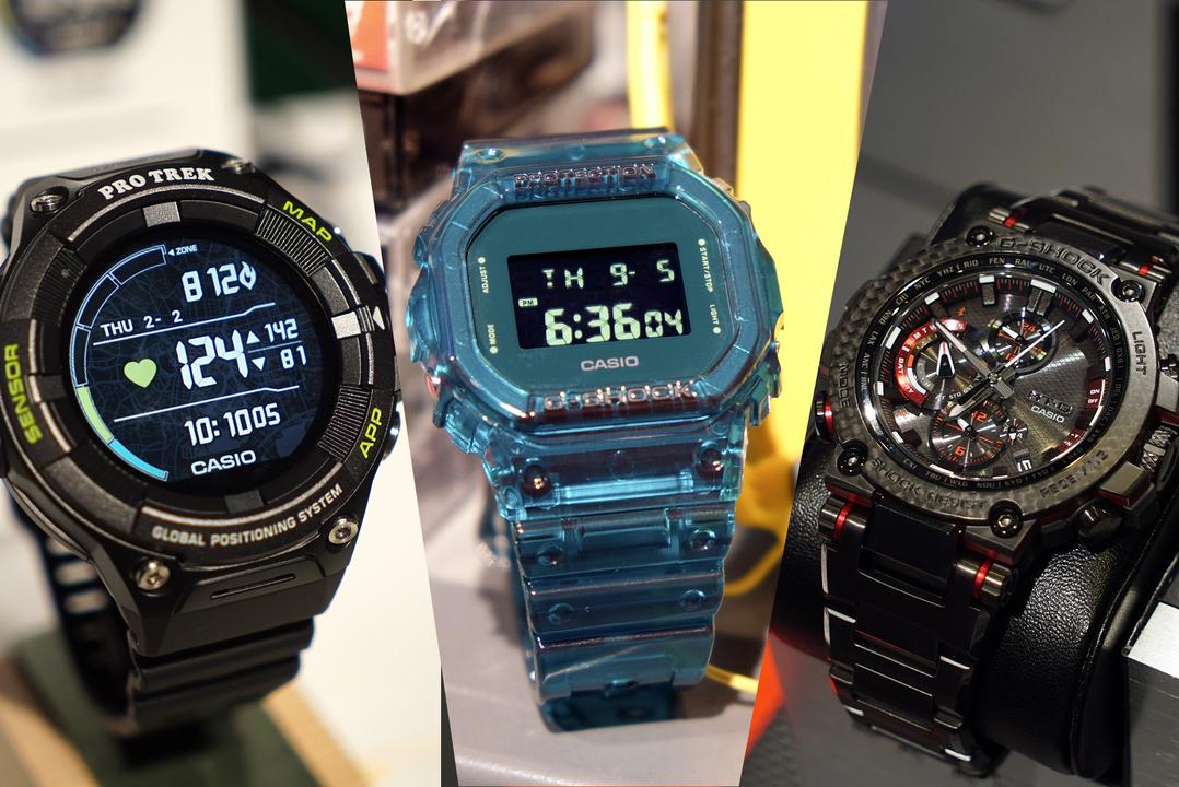 レトロって新しい。時計だらけのカシオ製品発表会レポート