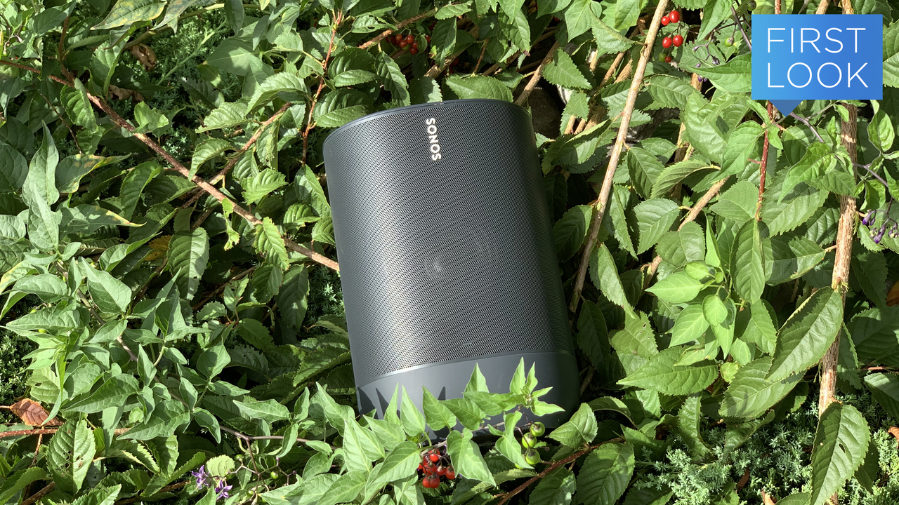 Sonos Move発表! 「?」を誘う、Sonos初のBluetooth対応スピーカー