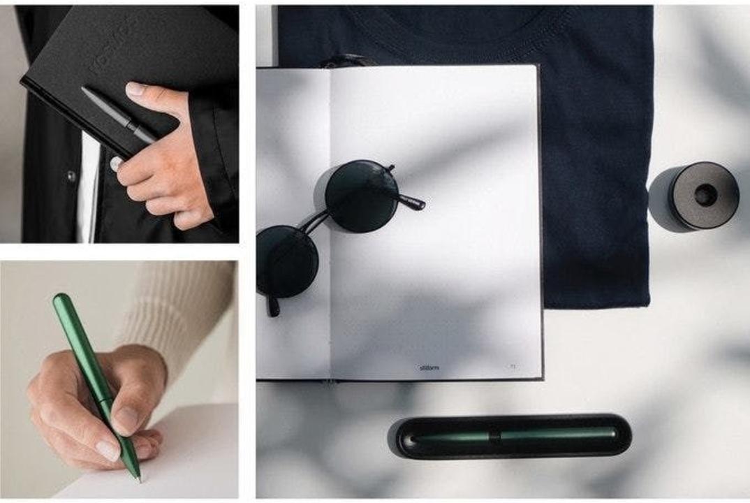 デザインと実用を備えた高級ボールペン「Stilform Pen」
