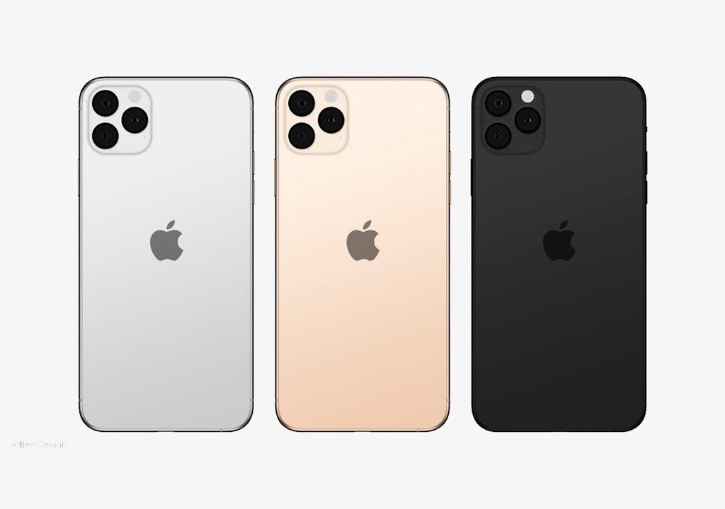 次期iPhoneのロゴは逆無線充電の目印?