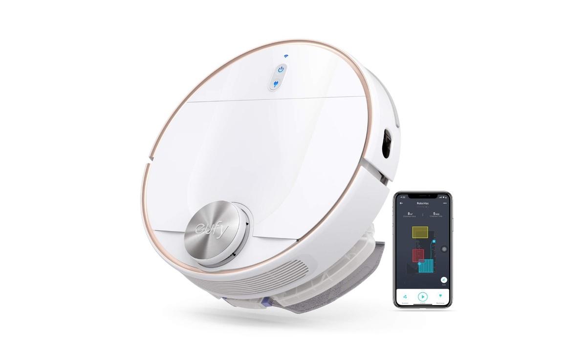 マッピング・アプリ・水拭き! 死角のないAnkerのロボット掃除機「Eufy RoboVac L70 Hybrid」登場。しかもAmazonで1万ポイント還元!