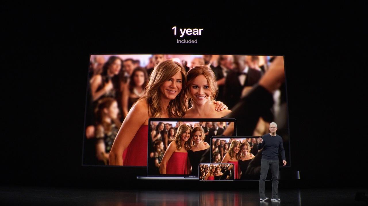 Apple TV+、11月1日からスタート。4.99ドルで1年無料ってマジか! #AppleEvent