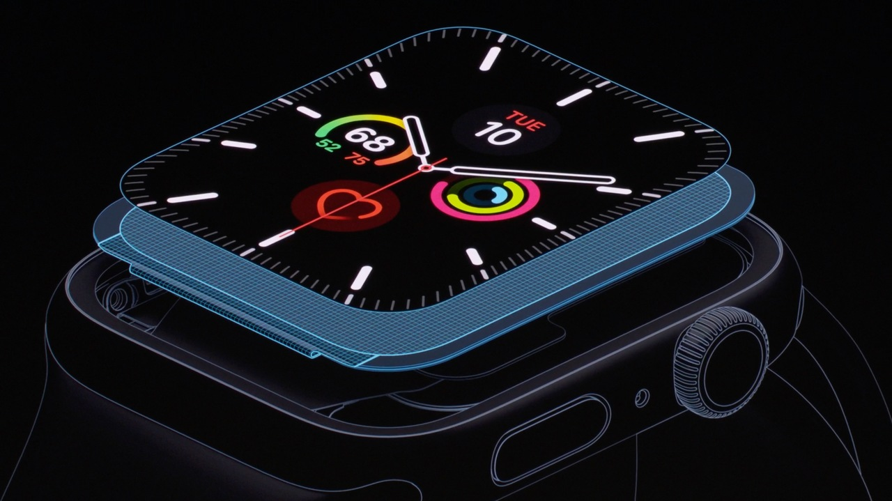 Apple Watch「Series 4」と「Series 5」の違いまとめ #AppleEvent