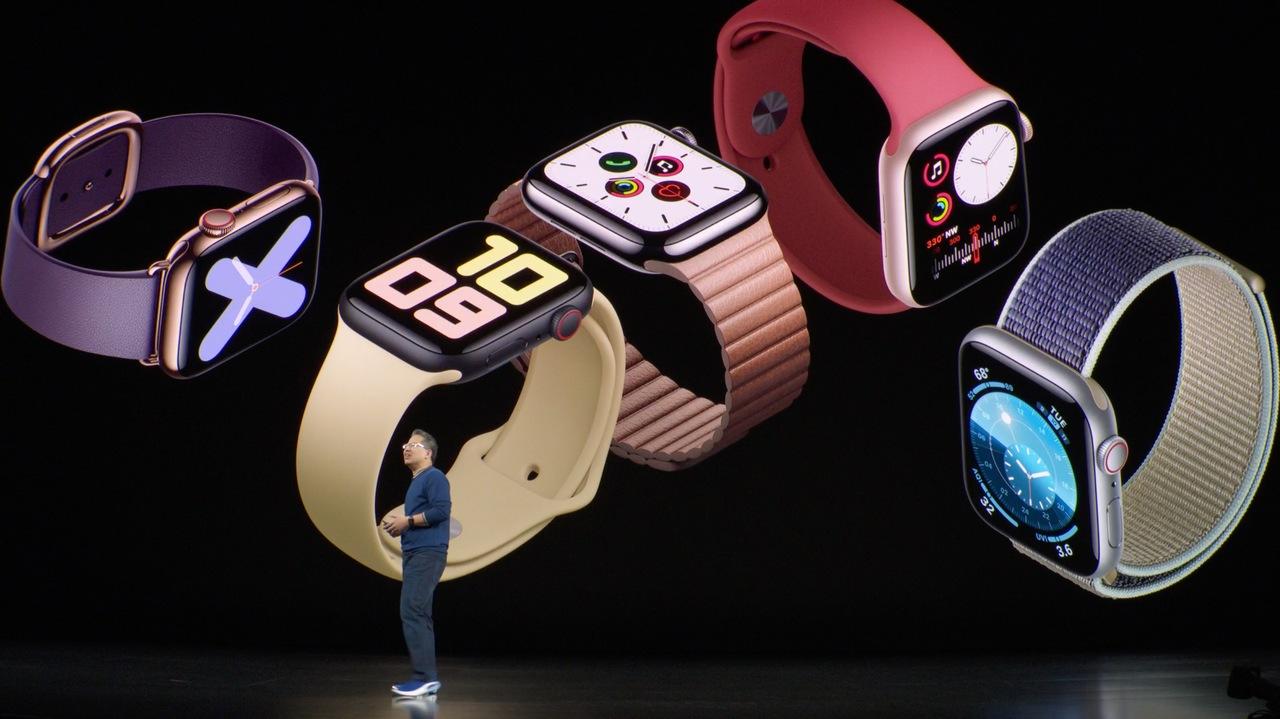 Apple Watch Series 5発表!ねんがんの常時ONディスプレイに! #AppleEvent