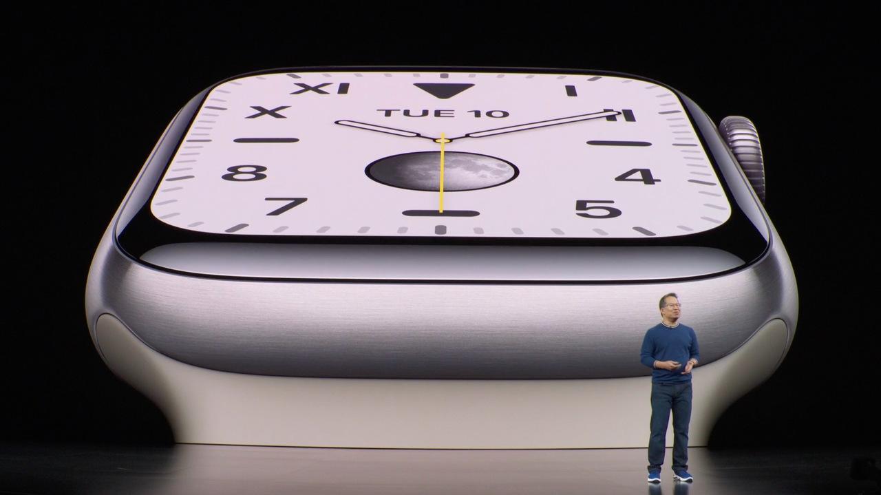 Apple Watchにチタンとセラミックモデルが来ました #AppleEvent