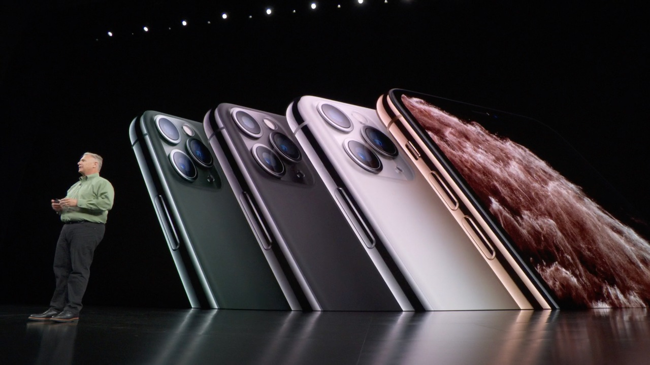 iPhone 11 Proがキータァ! 3眼カメラで10万6800円から #AppleEvent