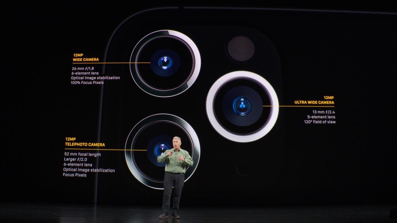 iPhone 11 Proの3眼カメラでなにできる? #AppleEvent