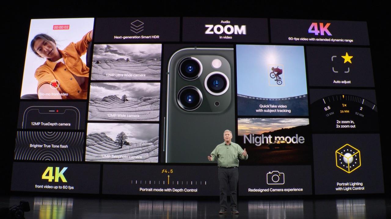 トリプルカメラがついたよ。iPhone 11/11 Proについて知っておくべきこと