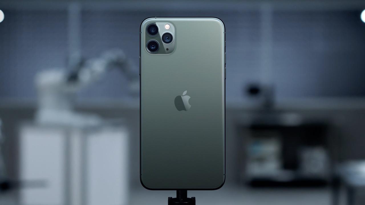 iPhone 11 Proのミッドナイトグリーン、良いなぁ\u2026 AppleEvent