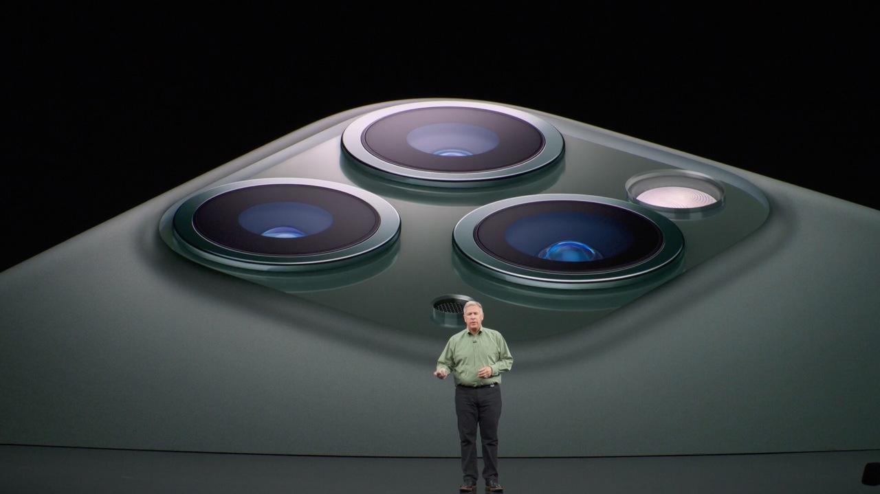ブレなくノイズも少ない夜景を撮るためのマルチショット #AppleEvent