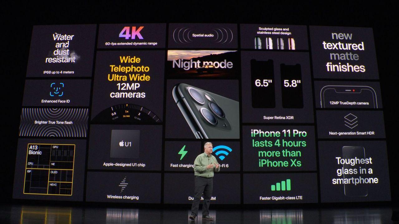 1枚でまるわかり。Apple、画像で説明うまいじゃん #AppleEvent