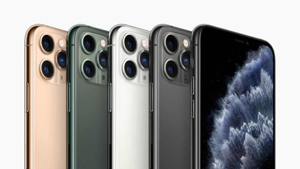 【観覧注意】恐れていたことが現実に... iPhone 11 Pro登場で蓮コラ画像が...