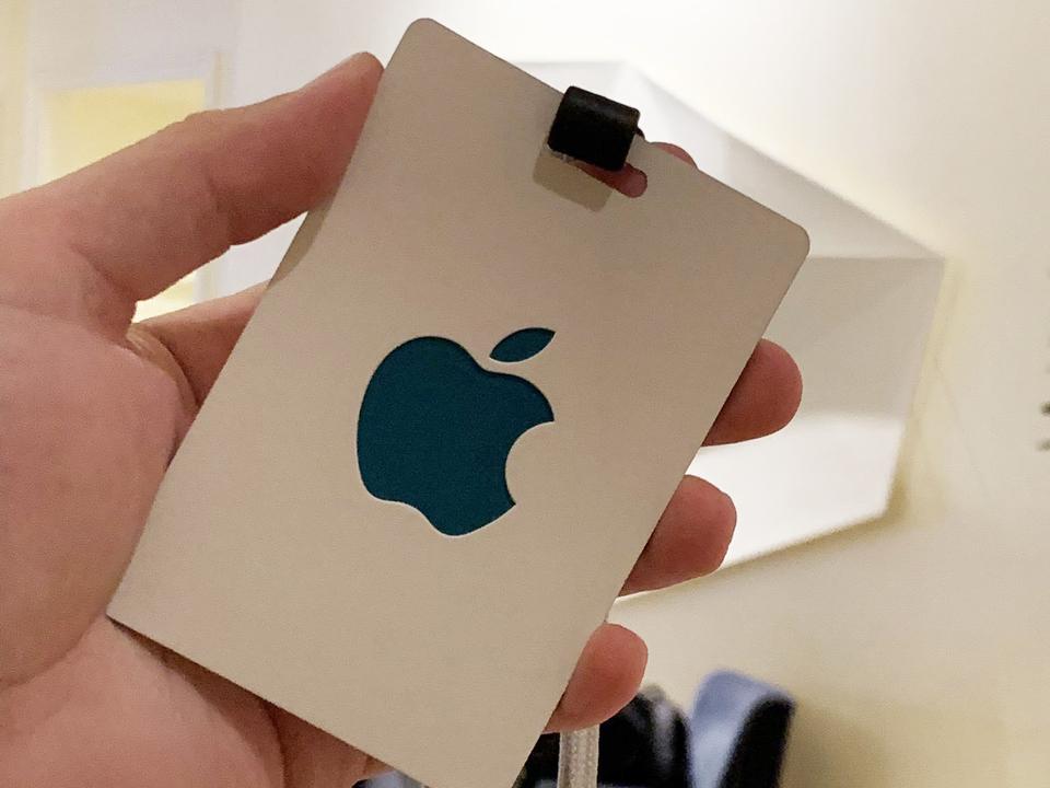 プレスパスゲット! #AppleEvent
