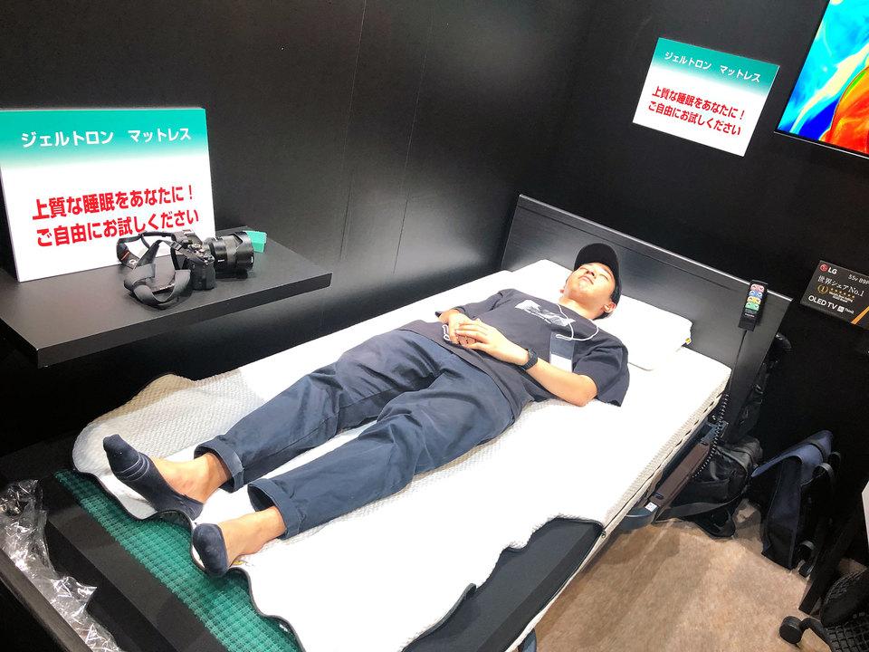 東京ゲームショウ寝れる場所まとめ #TGS2019