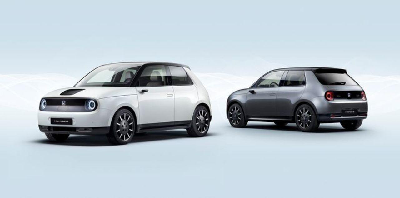 ホンダのかわいいEV「Honda e」、2020年夏に英・独で発売決定