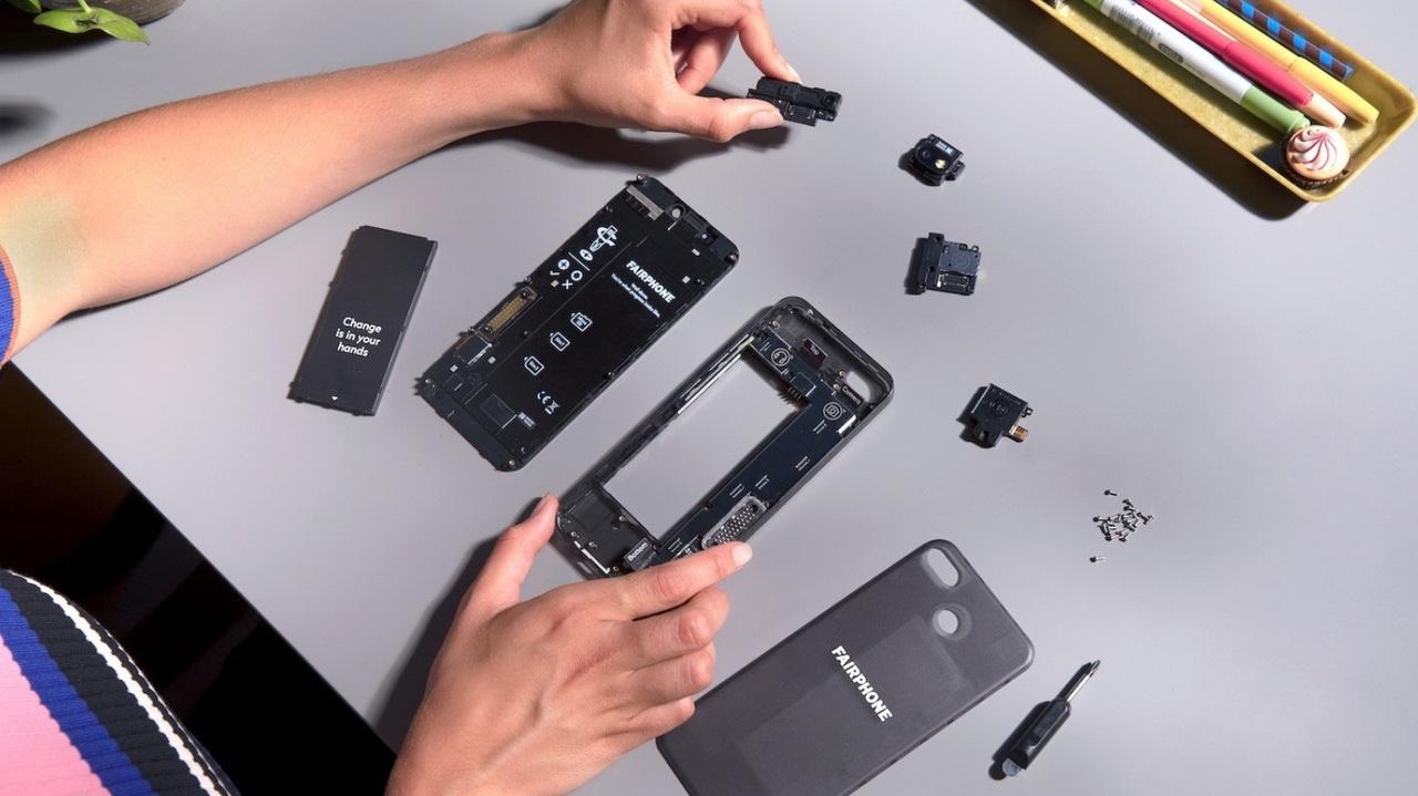 長く使ってほしい。めちゃくちゃ修理しやすいスマホFairphone 3