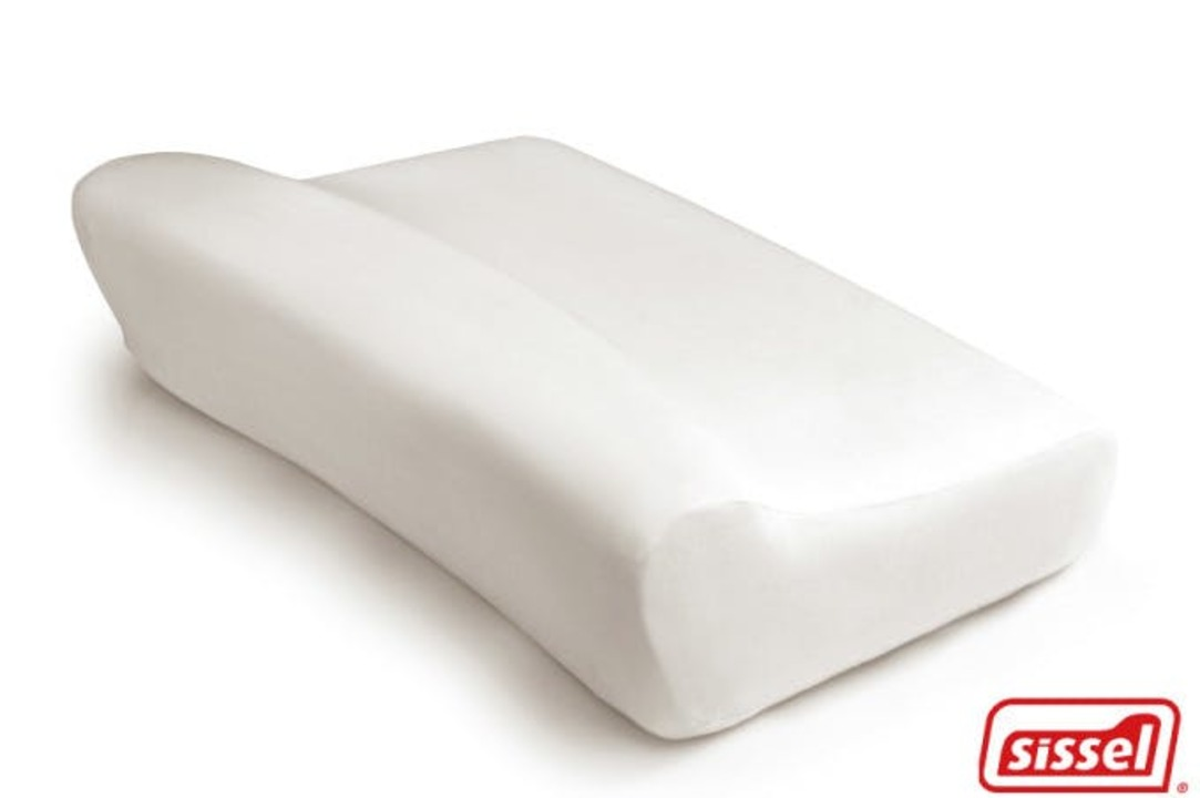 睡眠改善は姿勢から!? まっすぐな姿勢をサポートしてくれる枕「Sissel」があと6日!