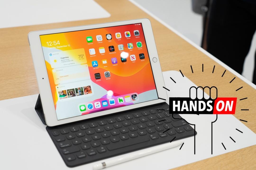 最新世代iPadハンズオン:とりあえず一家に1枚あっていいiPad