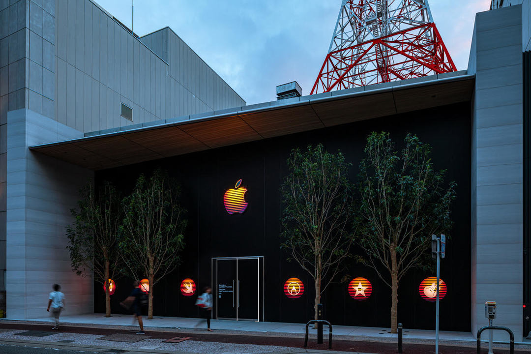 【画像更新】Apple 福岡は9月28日オープン! さらに、もう1店舗も控えてますよ!