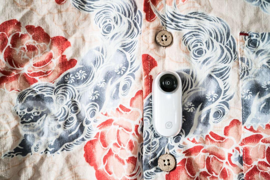 超小型カメラ「Insta360 GO」レビュー:がんばって撮ろうとしなきゃ不満は出ない