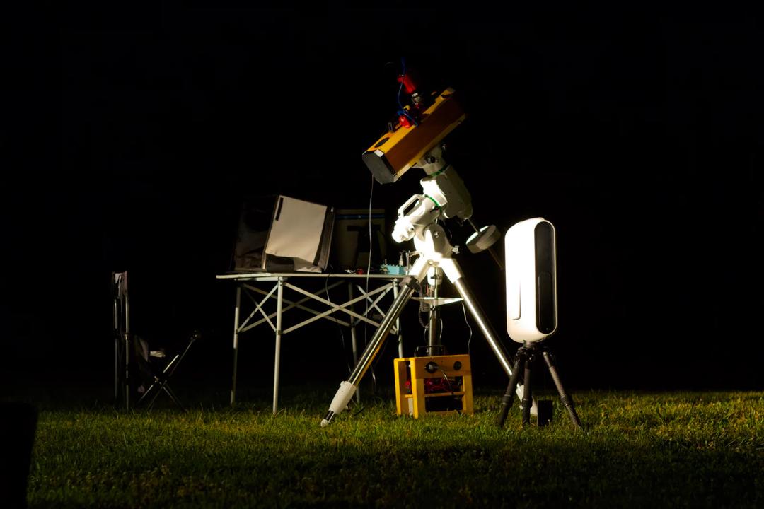 バックパックサイズの天体望遠鏡で素敵な写真を:Stellinaレビュー