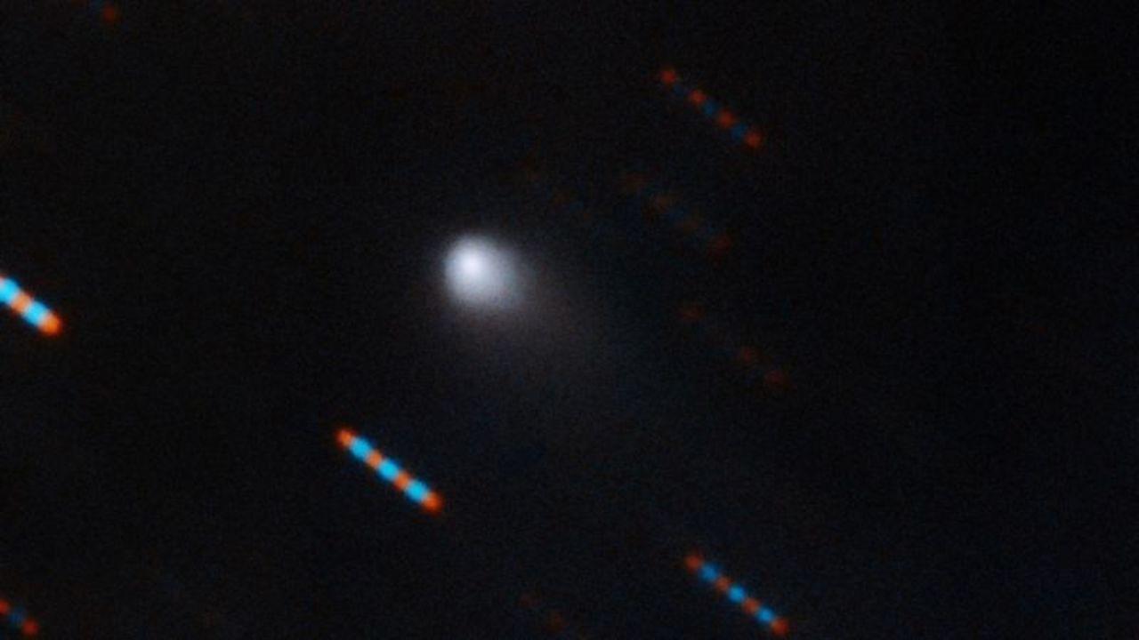 どこからきたの? 史上2つ目となる恒星間天体、撮影に成功