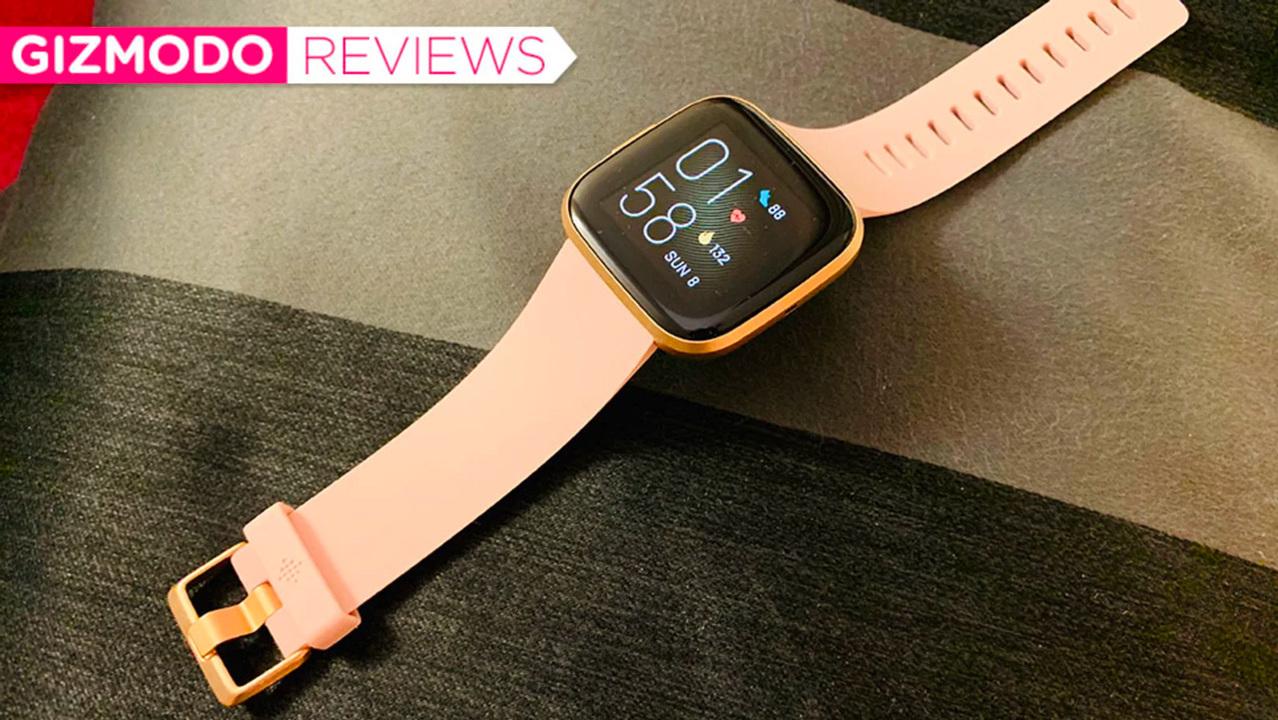 Fitbit Versa 2レビュー:堅実なアップグレード。でももう少し色々欲しかった