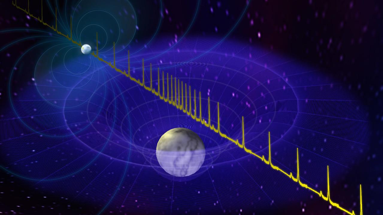 太陽2.14個ぶん、質量マックスの中性子星が見つかる!