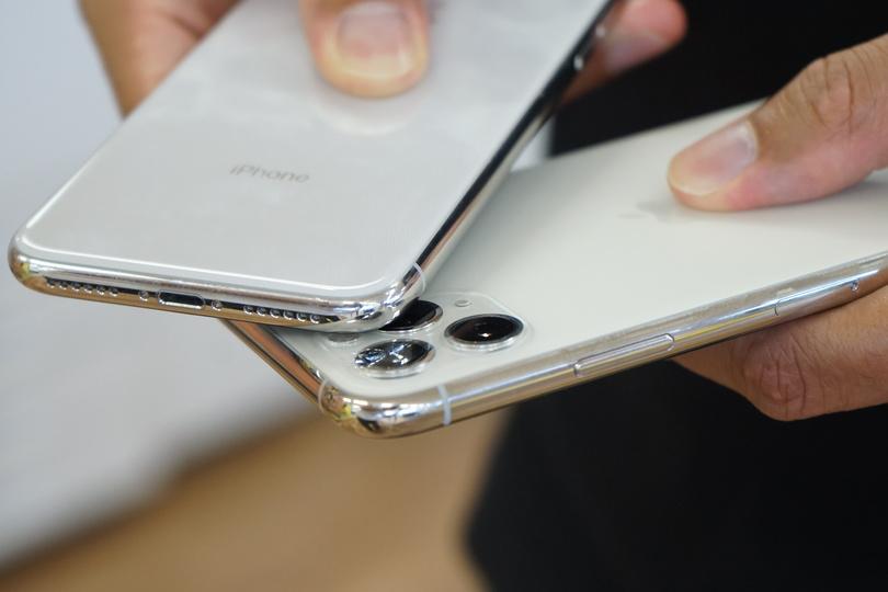iPhone 11の画面を傷つけた原因がわかった。凶器は...iPhoneだ!