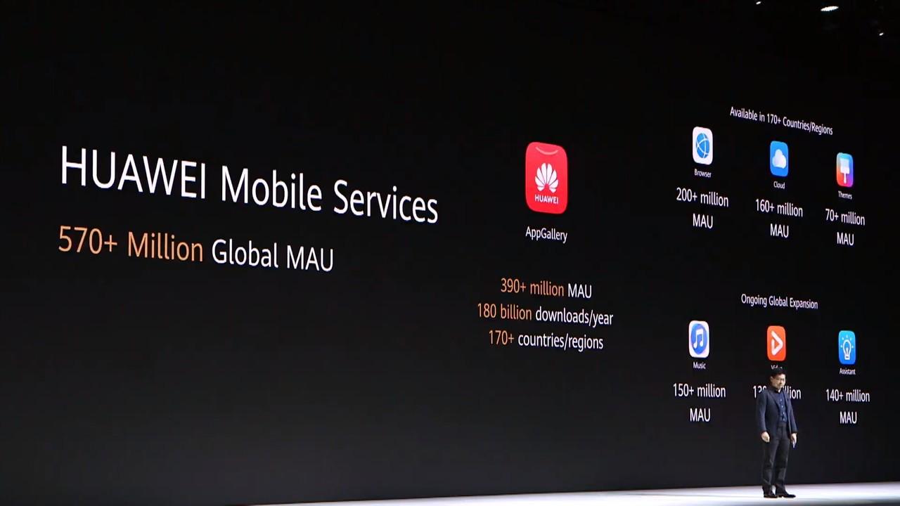 ファーウェイの最新スマホMate 30にGoogleのアプリは入ってない