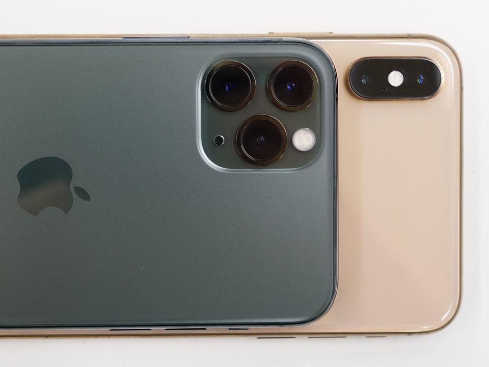 iPhone 11 ProのカメラをXSと比較。超広角だけじゃない、自撮りもポートレートもいいんだよ