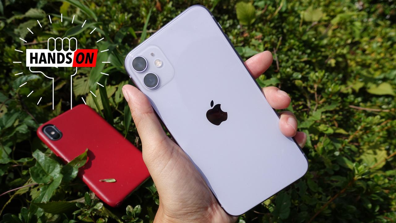 iPhone 11 ハンズオン:XSユーザーが触ってみたら、XSの良さを再確認した