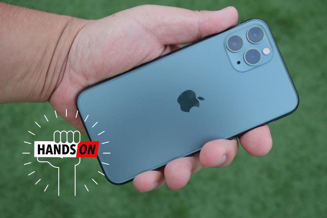 iPhone 11 Pro ハンズオン:ビデオいじりが楽しくなるパワフルさ