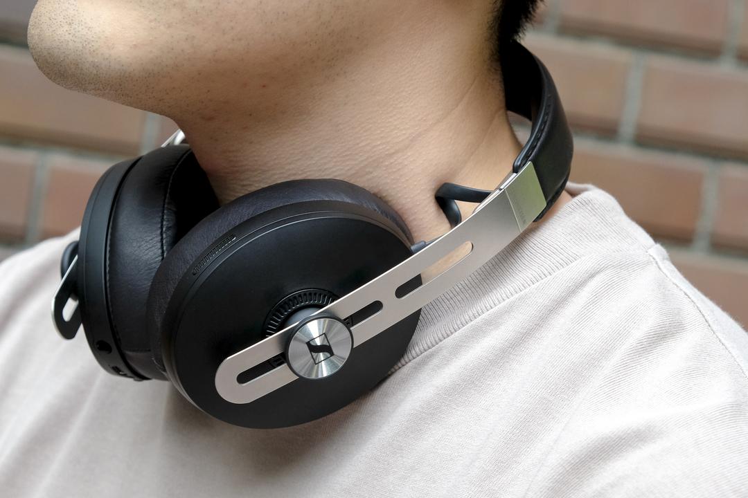 ゼンハイザー「MOMENTUM Wireless」は耳元に音楽室をつくるヘッドフォン