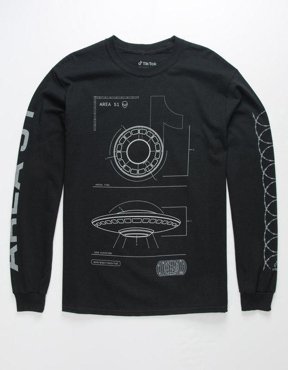 TikTok、エリア51祭りの記念Tシャツを作る