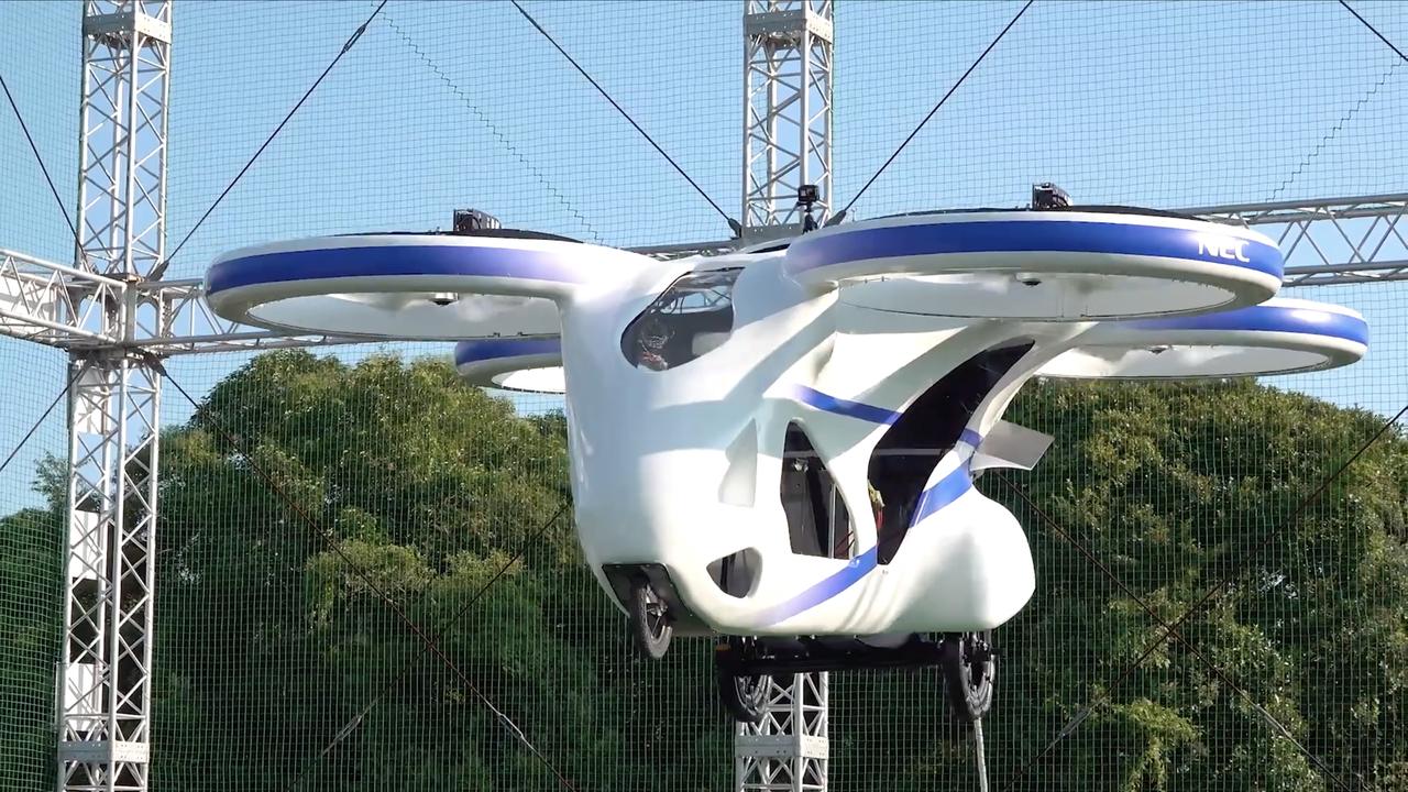 100年後とかだと思ってた「空飛ぶ車」、実は4年後には走るんだって…:空飛ぶ車の今まとめ