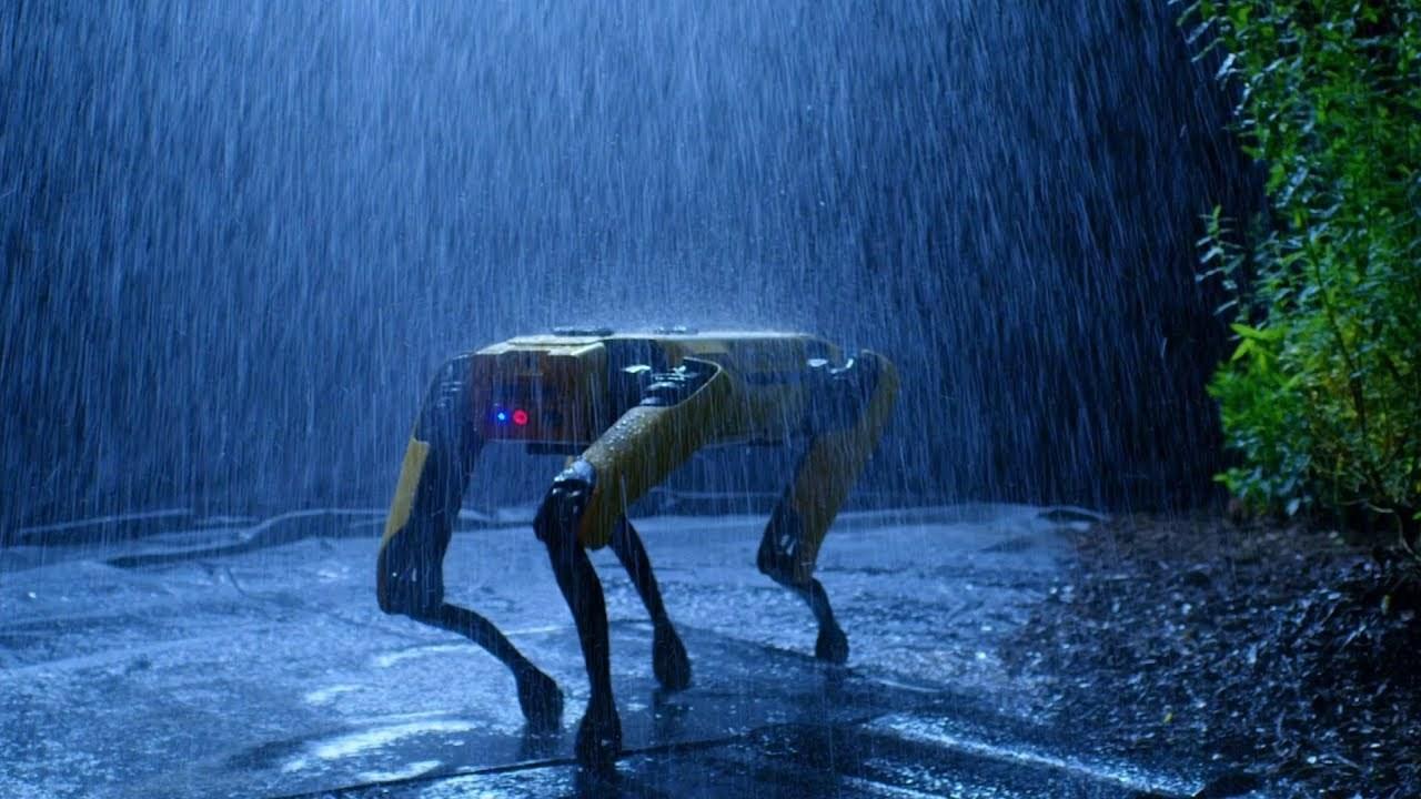 普通にほしい。犬型ロボ「Spot」のCM...じゃなくてローンチ映像登場