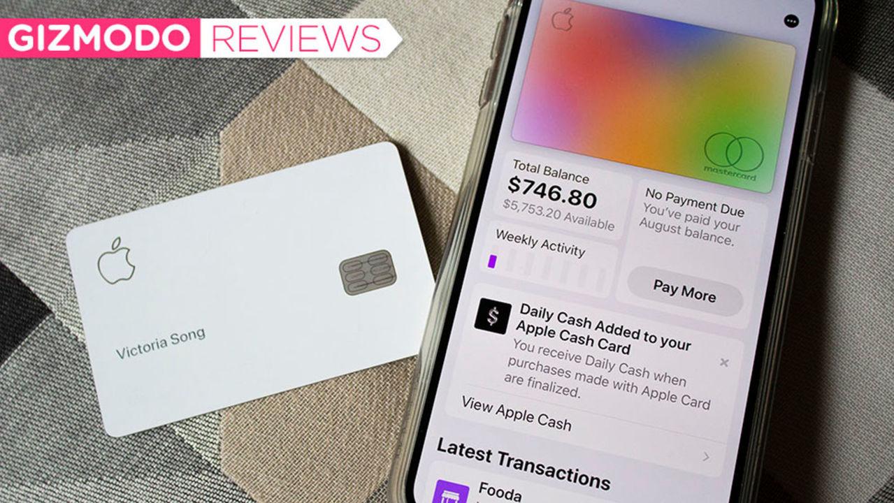 Appleのクレカ「Apple Card」レビュー:「シンプル」「プライバシー」が裏目に