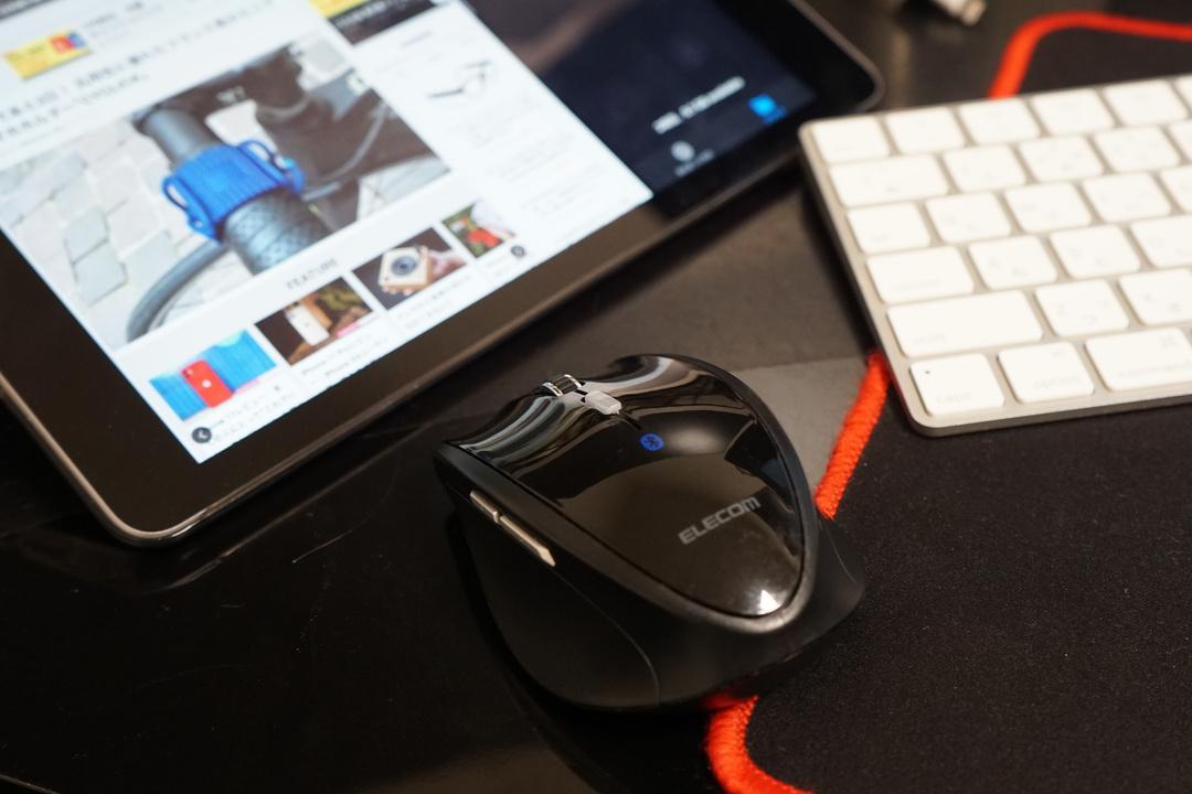 iPadにマウスをつないだら新しいガジェットが爆誕した【マウスの接続方法も紹介】