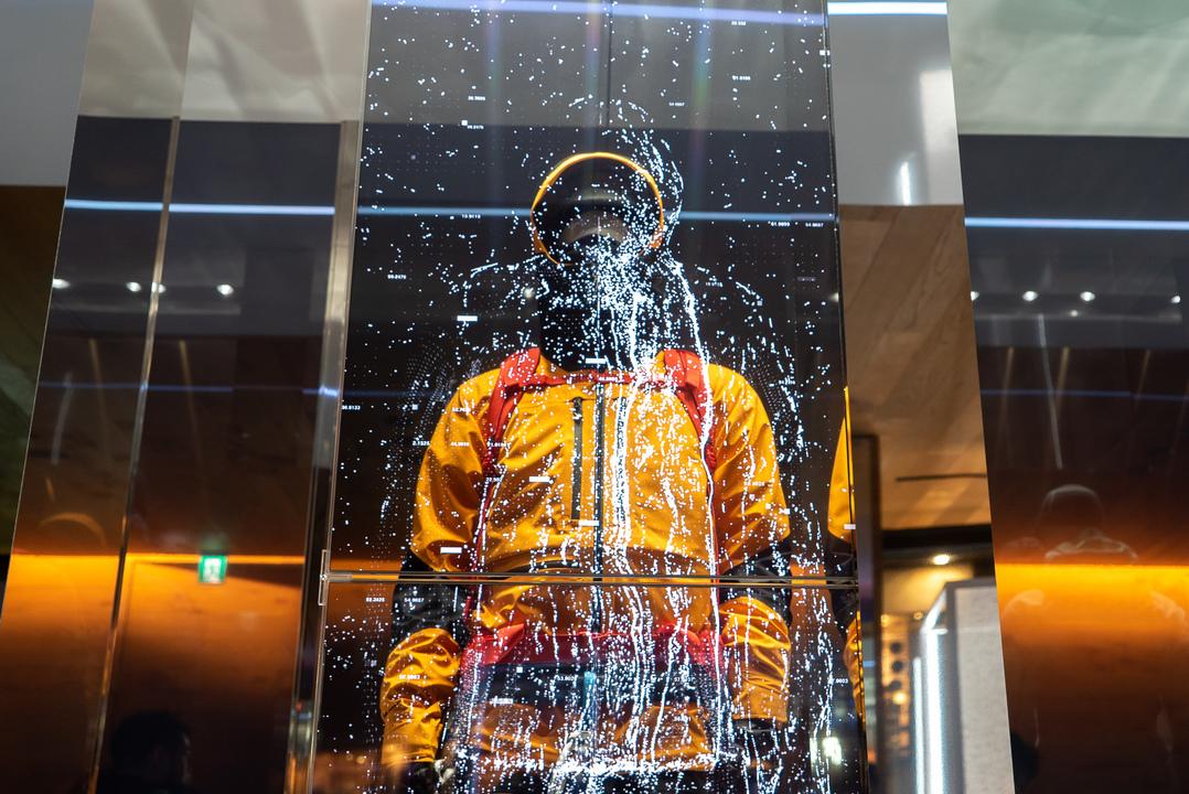THE NORTH FACE、防水・軽量で「呼吸するアウタージャケット」を発売。新素材「FUTURELIGHT」を使用!