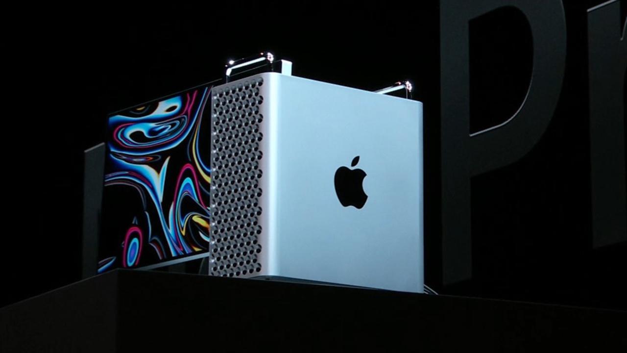 そうそう、新型Mac Proはアメリカ産になります