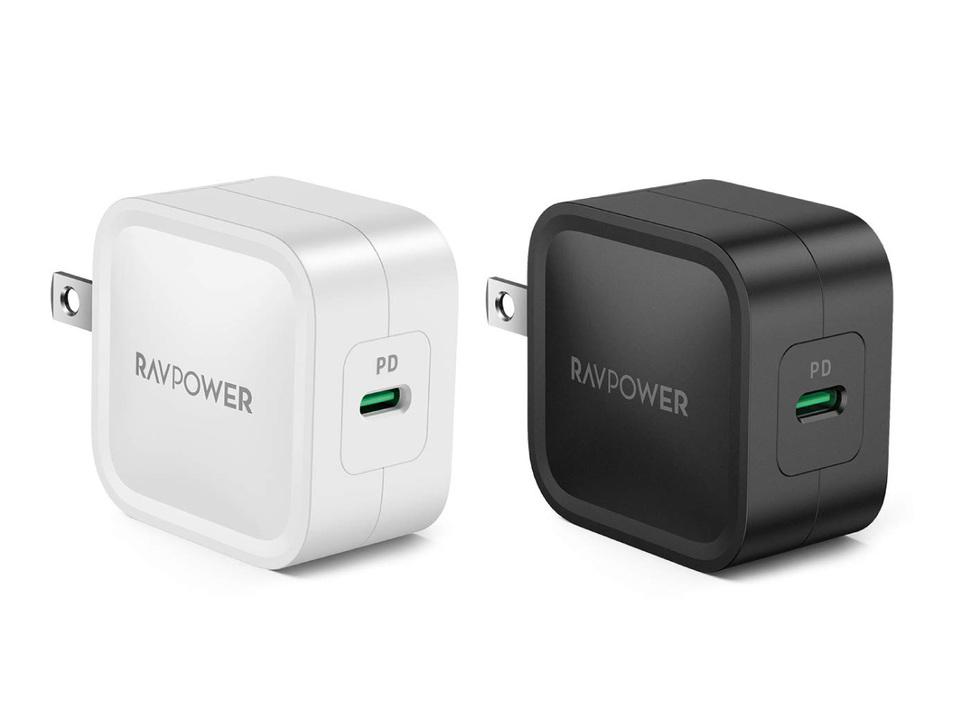 つまめるサイズの30W。RAVPowerのUSB-C充電器「RP-PC120」が25%OFFで登場!