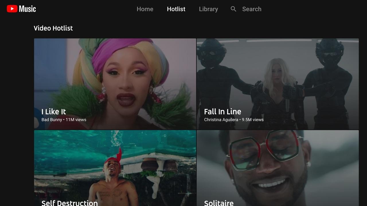 Android 10からデフォルト音楽プレーヤーは「YouTube Music」に