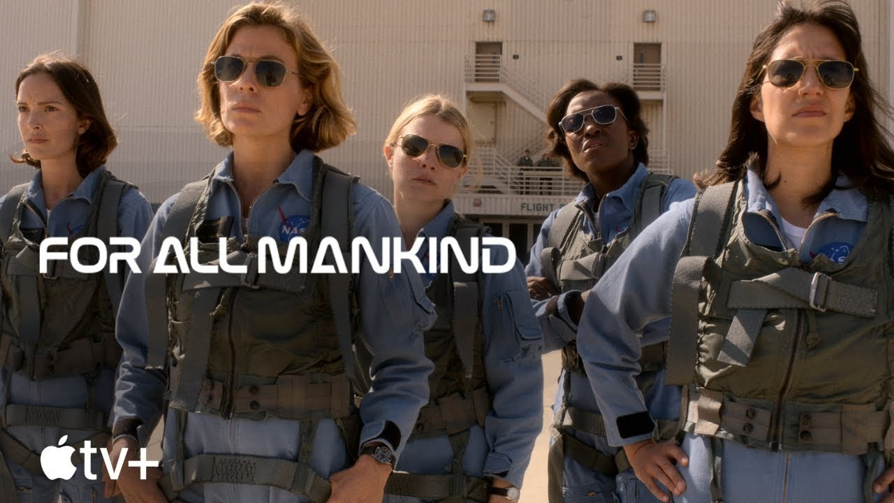 Apple TV+の宇宙ドラマ『For All Mankind』のトレイラー公開。もしロシアが先に人類初の月面着陸を成功させてたら?